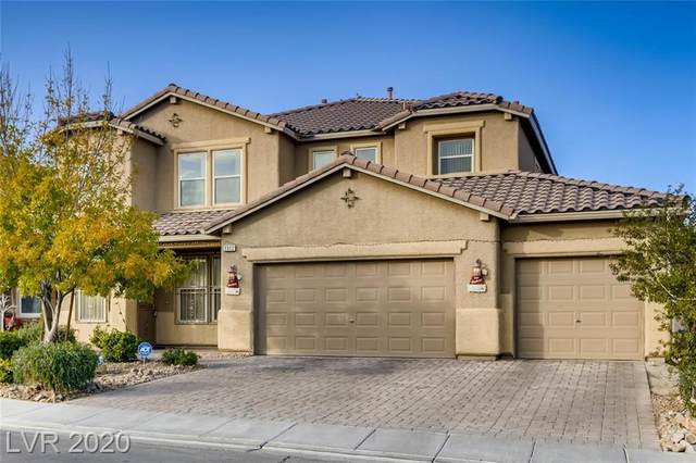 1312 High Altitude Avenue, North Las Vegas, NV 89032 (MLS #2251731) :: The Lindstrom Group