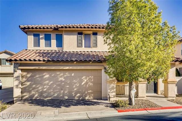 7174 Dravite Court, Las Vegas, NV 89148 (MLS #2251791) :: The Lindstrom Group