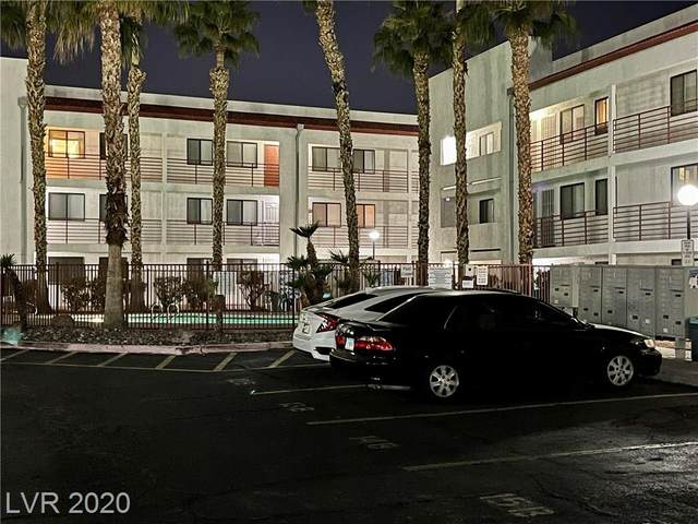 1381 E University Avenue #307, Las Vegas, NV 89119 (MLS #2251975) :: ERA Brokers Consolidated / Sherman Group