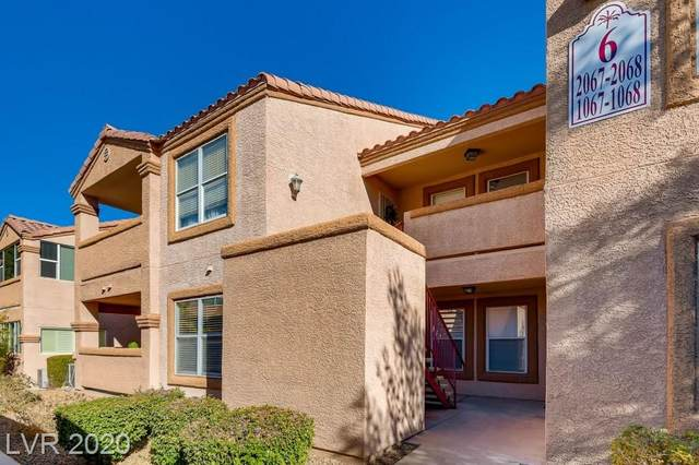 1150 N Buffalo Drive #1067, Las Vegas, NV 89128 (MLS #2252077) :: The Lindstrom Group