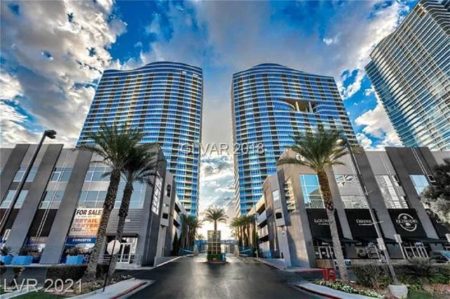 4575 Dean Martin Drive #609, Las Vegas, NV 89103 (MLS #2252162) :: The Perna Group