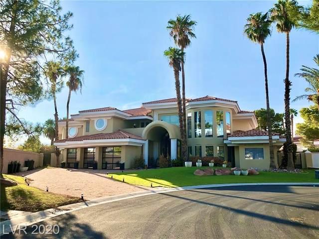 42 Sawgrass Court, Las Vegas, NV 89113 (MLS #2252267) :: The Lindstrom Group