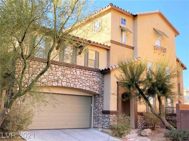 10415 Wildflower Gully Street, Las Vegas, NV 89178 (MLS #2253428) :: Signature Real Estate Group