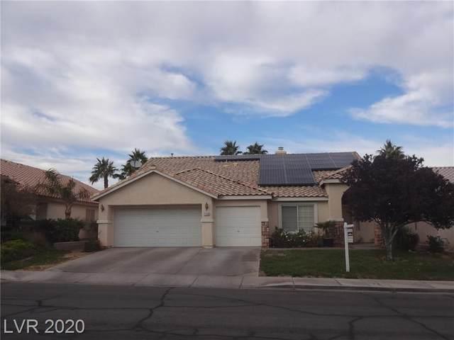 1156 Light Sky Avenue, Henderson, NV 89074 (MLS #2253953) :: ERA Brokers Consolidated / Sherman Group