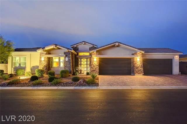 8224 Sweetwater Creek Way, Las Vegas, NV 89113 (MLS #2254012) :: Jeffrey Sabel