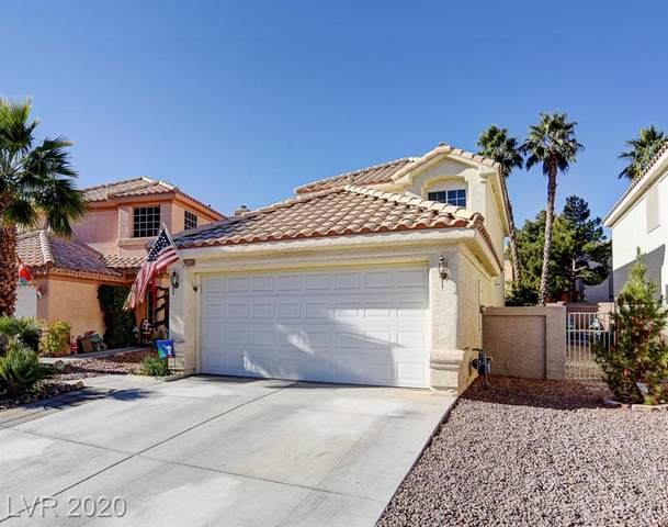 1205 Lucia Drive, Las Vegas, NV 89128 (MLS #2254078) :: The Lindstrom Group