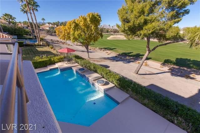 8940 Rainbow Ridge Drive, Las Vegas, NV 89117 (MLS #2254124) :: Team Michele Dugan