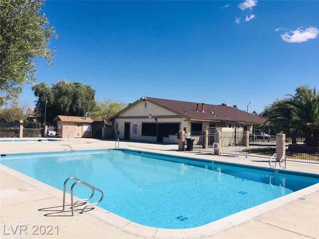 4508 Del Oro Drive, Las Vegas, NV 89102 (MLS #2254208) :: Team Michele Dugan