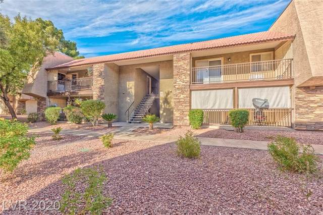 5242 River Glen Drive #442, Las Vegas, NV 89103 (MLS #2254270) :: Team Michele Dugan