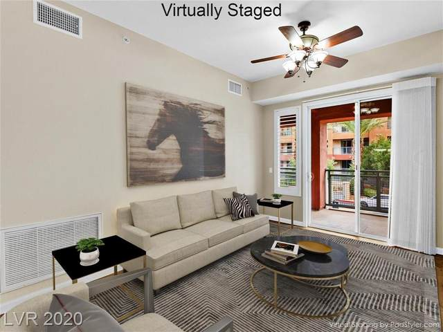 15 Agate Avenue #207, Las Vegas, NV 89123 (MLS #2254443) :: The Shear Team