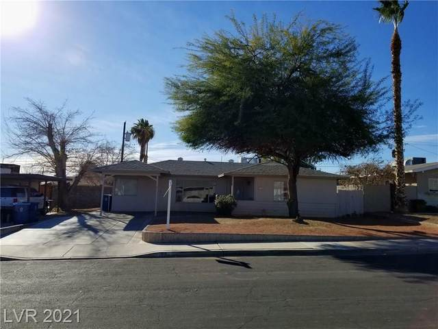 1816 Hassett Avenue, Las Vegas, NV 89104 (MLS #2254765) :: Jeffrey Sabel