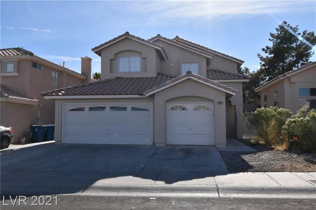9005 Ballad Avenue, Las Vegas, NV 89129 (MLS #2254782) :: The Perna Group