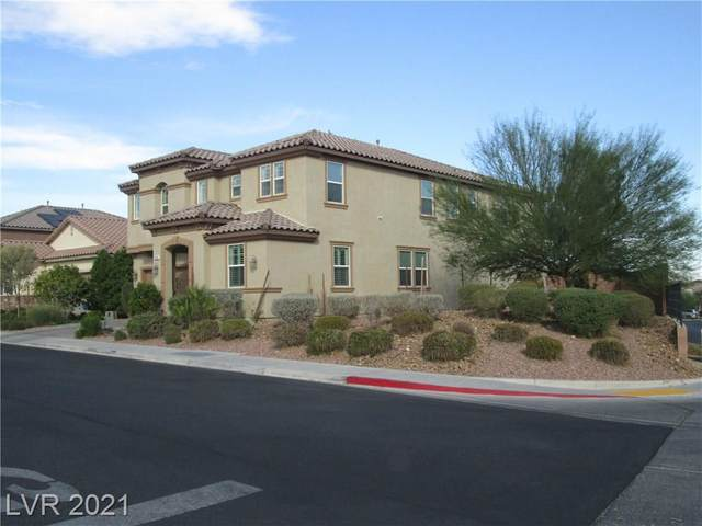 5376 Bocopa Street, Las Vegas, NV 89148 (MLS #2255032) :: Custom Fit Real Estate Group