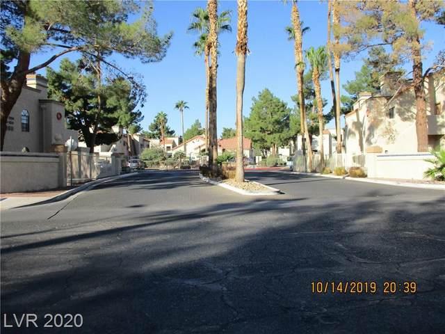 2979 Juniper Hills Boulevard #101, Las Vegas, NV 89142 (MLS #2255119) :: Team Michele Dugan