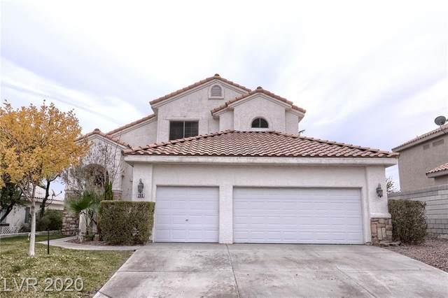 260 Corvallis Court, Henderson, NV 89074 (MLS #2255389) :: Billy OKeefe | Berkshire Hathaway HomeServices