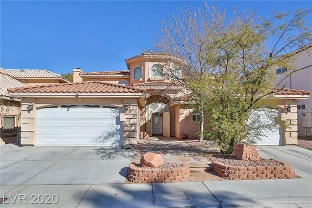 2728 Lakecrest Drive, Las Vegas, NV 89128 (MLS #2255447) :: Signature Real Estate Group