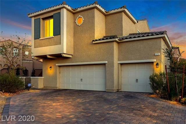 425 Via Gigante Court, Henderson, NV 89011 (MLS #2255477) :: Team Michele Dugan