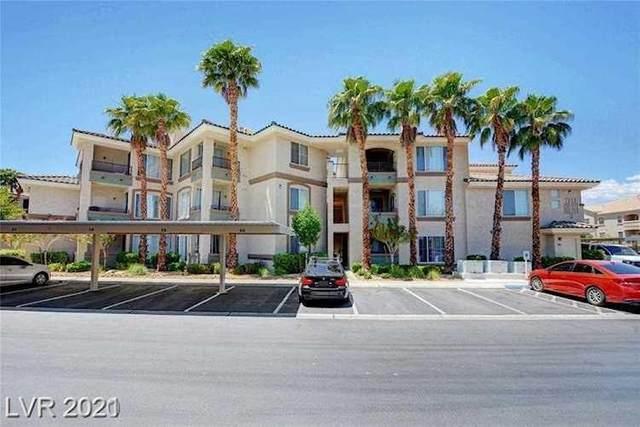 7189 Durango Drive #305, Las Vegas, NV 89113 (MLS #2255496) :: Vestuto Realty Group