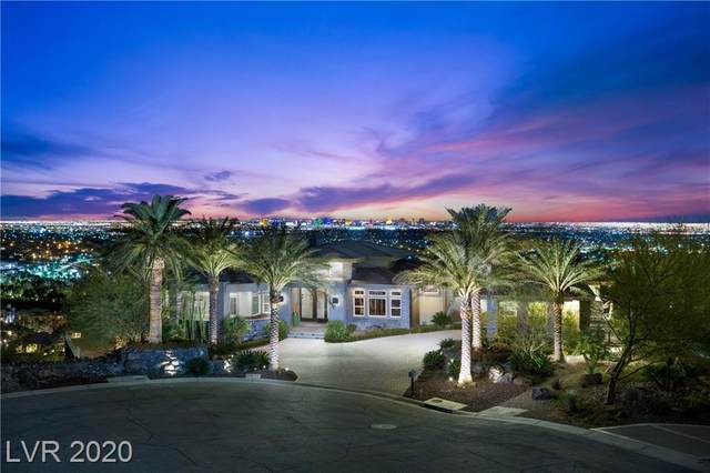 1508 View Field Court, Henderson, NV 89012 (MLS #2255554) :: Signature Real Estate Group