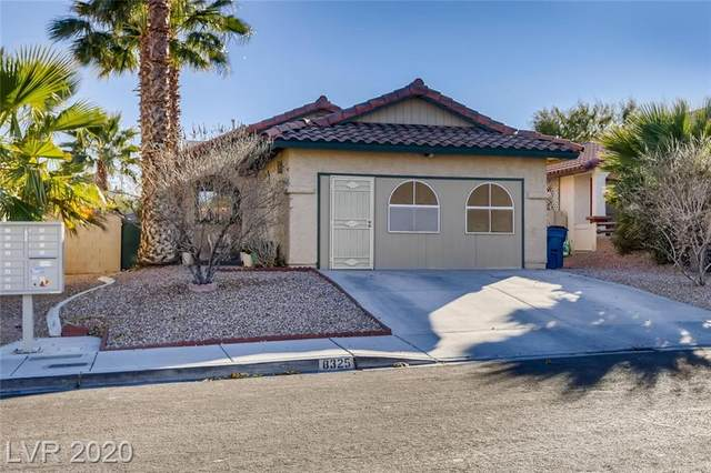 8325 Mulcahy Avenue, Las Vegas, NV 89145 (MLS #2255681) :: The Lindstrom Group