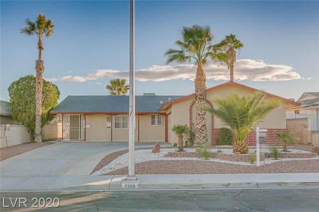 7309 Gray Street, Las Vegas, NV 89145 (MLS #2255758) :: The Perna Group