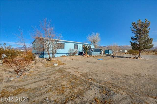 3590 Borax Avenue, Sandy Valley, NV 89019 (MLS #2255779) :: Signature Real Estate Group