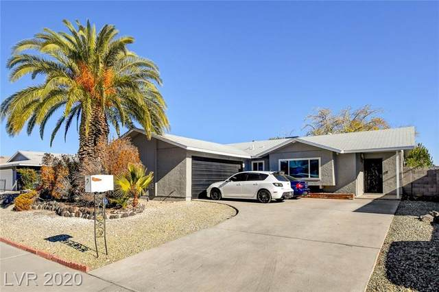1017 Eugene Cernan Street, Las Vegas, NV 89145 (MLS #2255812) :: The Perna Group