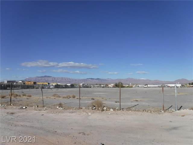 5445 Cecile Avenue, North Las Vegas, NV 89156 (MLS #2255966) :: Jeffrey Sabel