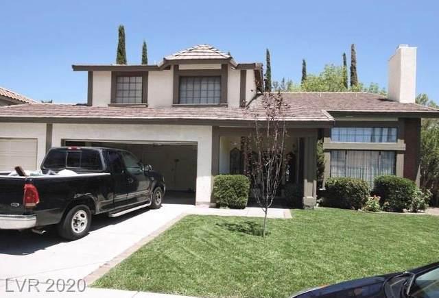 2916 Whispering Wind Drive, Las Vegas, NV 89117 (MLS #2256113) :: Team Michele Dugan