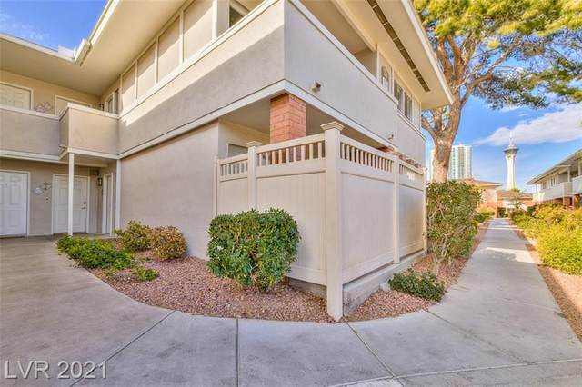 2879 Geary Place #2815, Las Vegas, NV 89109 (MLS #2256238) :: Team Michele Dugan