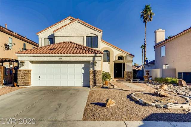138 Monteen Drive, Henderson, NV 89074 (MLS #2256340) :: The Lindstrom Group