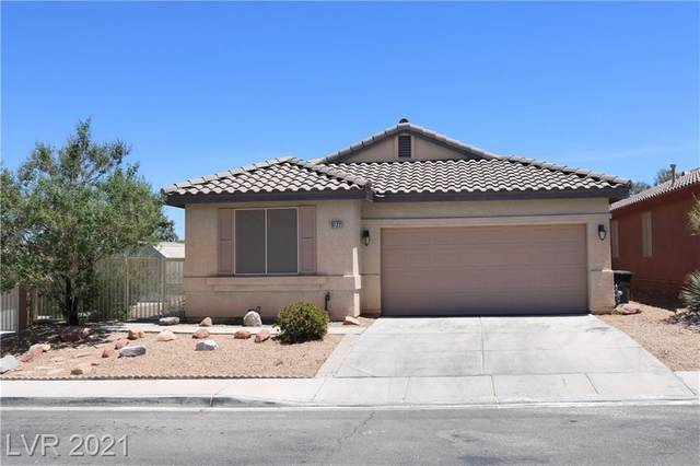 9122 Coral Bisque Street, Las Vegas, NV 89123 (MLS #2256454) :: The Perna Group