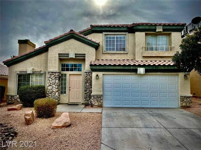 7825 Robinglen Avenue, Las Vegas, NV 89131 (MLS #2256461) :: Vestuto Realty Group