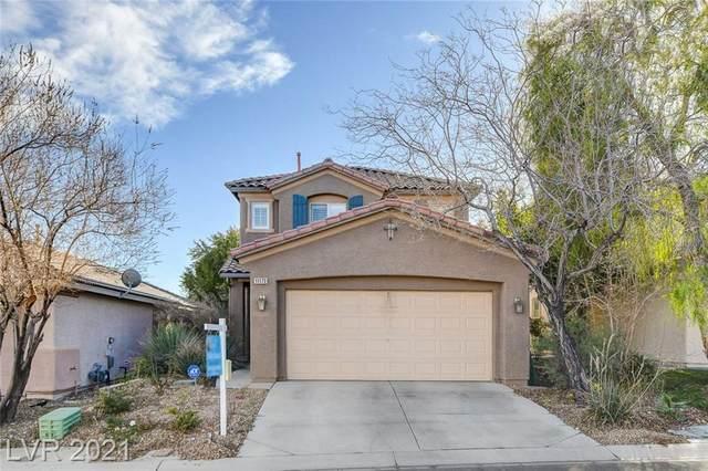 11173 Salentino Avenue, Las Vegas, NV 89138 (MLS #2256484) :: Billy OKeefe | Berkshire Hathaway HomeServices