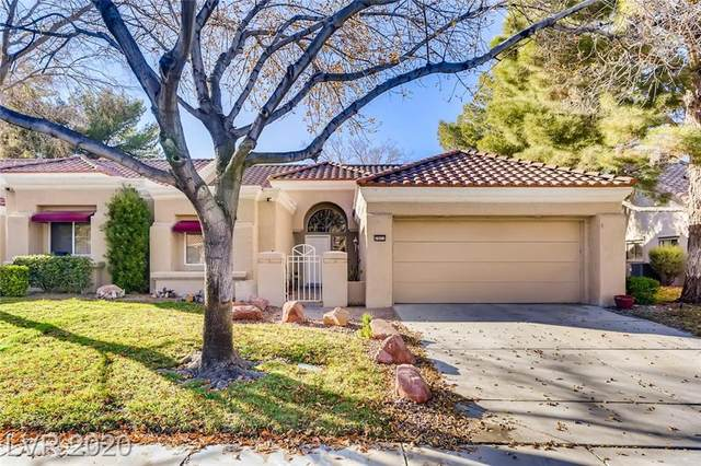 2921 Linkview Drive, Las Vegas, NV 89134 (MLS #2256502) :: The Lindstrom Group