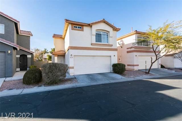 9633 Pine River Lane, Las Vegas, NV 89123 (MLS #2256967) :: Billy OKeefe | Berkshire Hathaway HomeServices