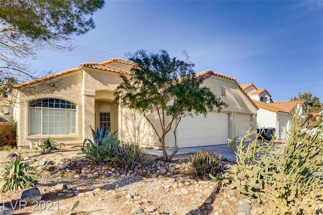 4521 Whelk Place, North Las Vegas, NV 89031 (MLS #2257066) :: The Lindstrom Group