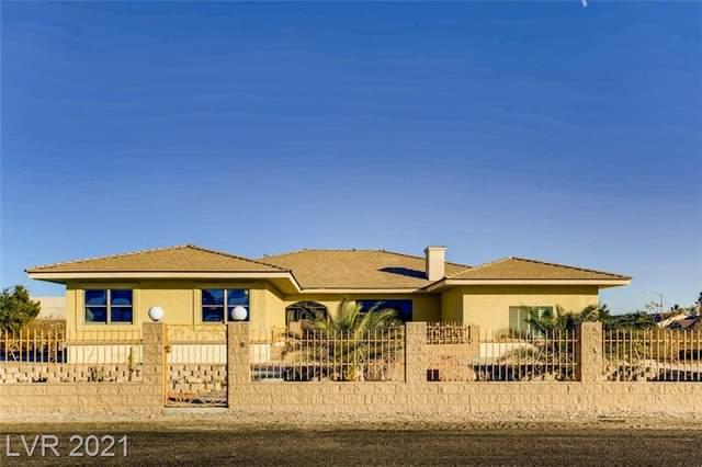 5836 Calverts Street, Las Vegas, NV 89130 (MLS #2257157) :: The Perna Group