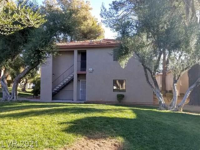 5576 W Rochelle Avenue 23B, Las Vegas, NV 89103 (MLS #2257183) :: Vestuto Realty Group
