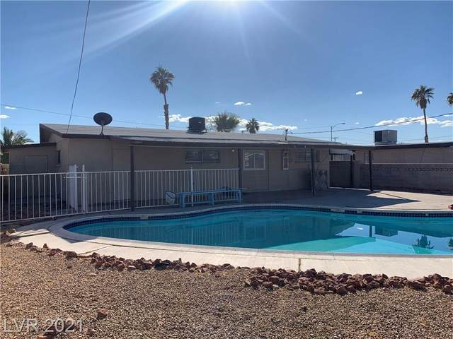 5102 Blanton Drive, Las Vegas, NV 89122 (MLS #2257187) :: ERA Brokers Consolidated / Sherman Group