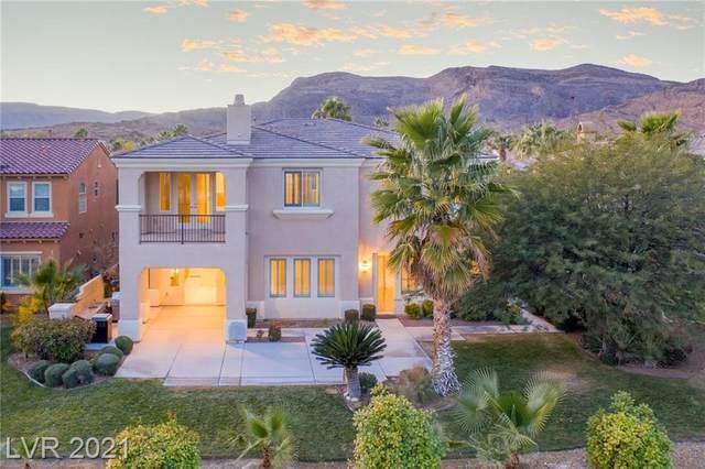 3198 Dove Run Creek Drive, Las Vegas, NV 89135 (MLS #2257355) :: Jeffrey Sabel