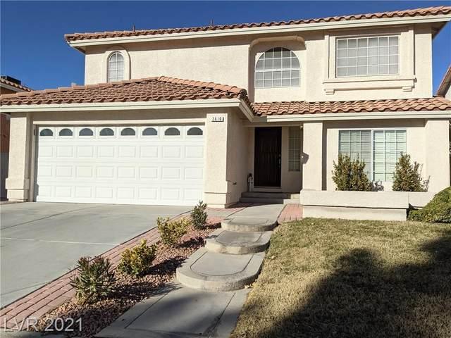 2810 Via Terra Street, Henderson, NV 89074 (MLS #2257391) :: Billy OKeefe | Berkshire Hathaway HomeServices