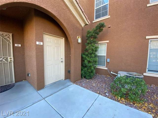 3832 Ormond Beach Street #201, Las Vegas, NV 89129 (MLS #2257498) :: Vestuto Realty Group