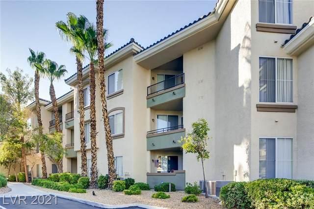 7119 Durango Drive #207, Las Vegas, NV 89113 (MLS #2257630) :: Vestuto Realty Group
