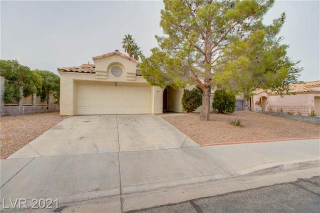 834 Butch Cassidy Lane, Henderson, NV 89002 (MLS #2257651) :: Signature Real Estate Group