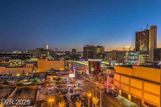 150 Las Vegas Boulevard #1213, Las Vegas, NV 89101 (MLS #2257673) :: Billy OKeefe | Berkshire Hathaway HomeServices