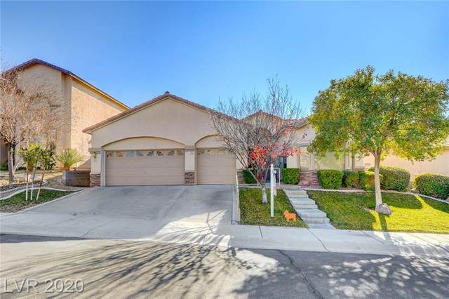 2513 Breezy Cove Avenue, Henderson, NV 89052 (MLS #2257742) :: Jeffrey Sabel