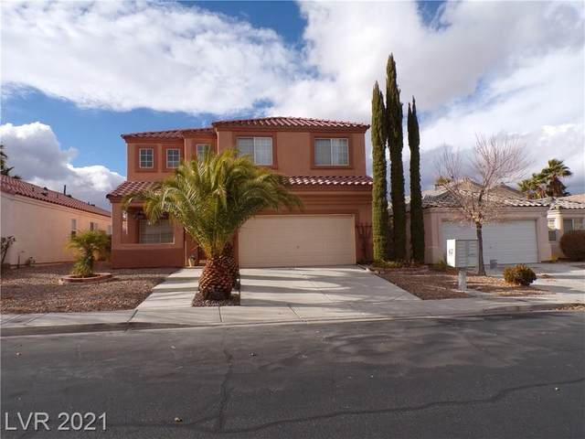 1477 Morning Crescent Street, Henderson, NV 89052 (MLS #2257982) :: Signature Real Estate Group