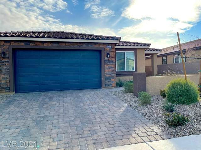 2115 Del Aqua Avenue, Henderson, NV 89002 (MLS #2258280) :: The Lindstrom Group