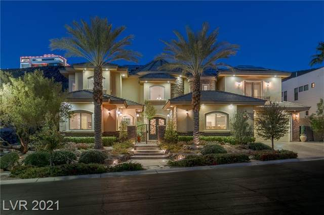 1768 Amarone Way, Henderson, NV 89012 (MLS #2258474) :: The Lindstrom Group